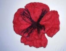 gevilte bloem